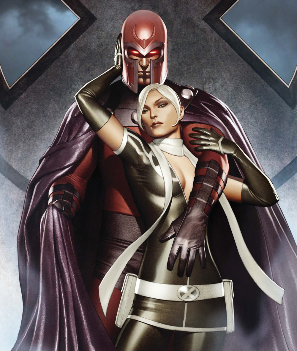What fragrance would Magneto wear?