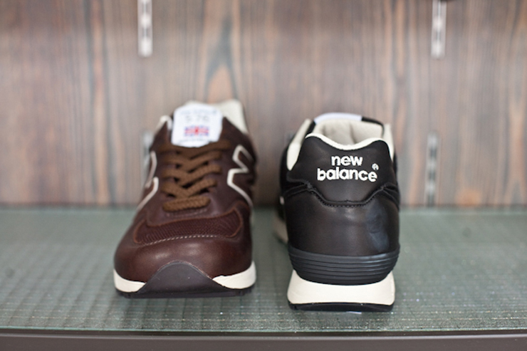 BBB New Balance 576 Made in England S S12 Collection  25f0a203e