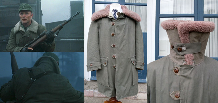 Bane's Coat from Dark Knight Rises | SOLETOPIA