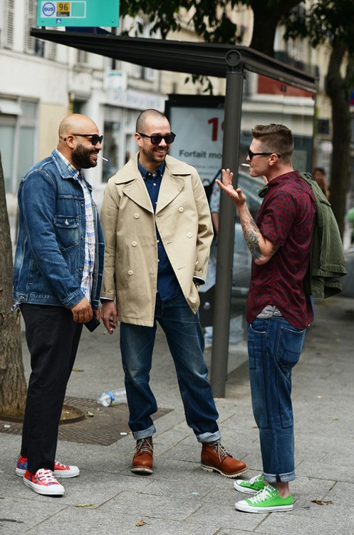 The Dapper Report Red Wing Isaia Amp Irresistible Coats