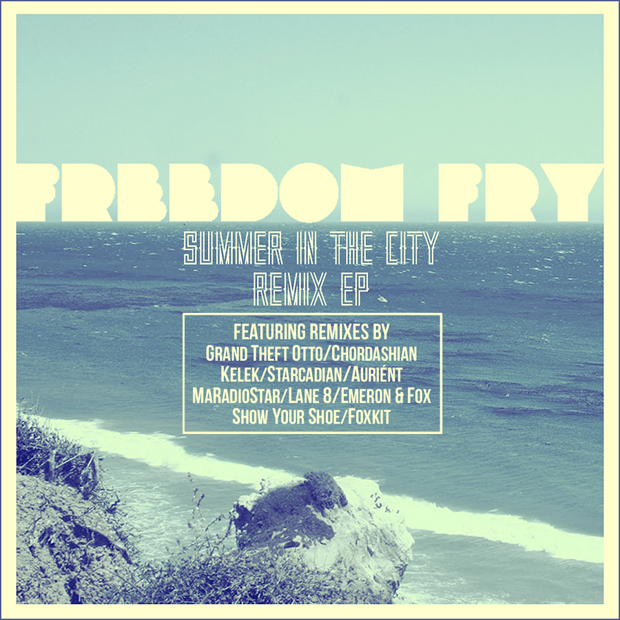Freedom-Fry-Summer-in-the-City-Foxkit-Remix