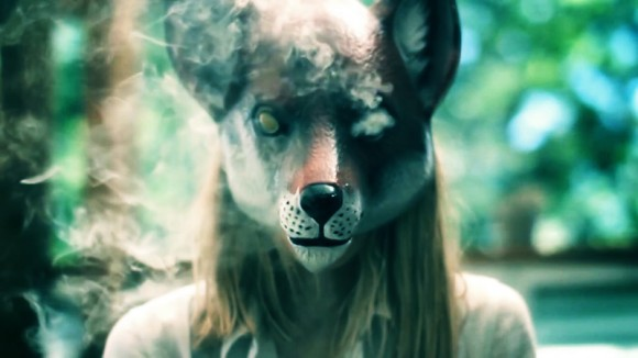 Chicks smoking in slow-mo xxyyxx music video 'About You' VASH