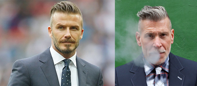 David Beckham Is On That Nick Wooster Style Soletopia