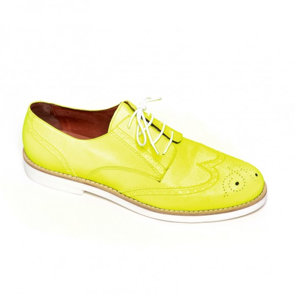 Florsheim Yellow Brogues Similar to 'yellow Brogue'