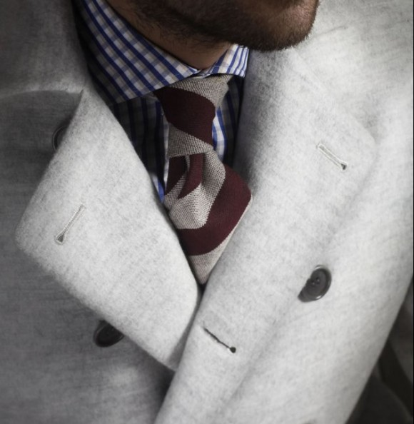 heather-gray-tie-of-the-day-classy-gent-swag-twill