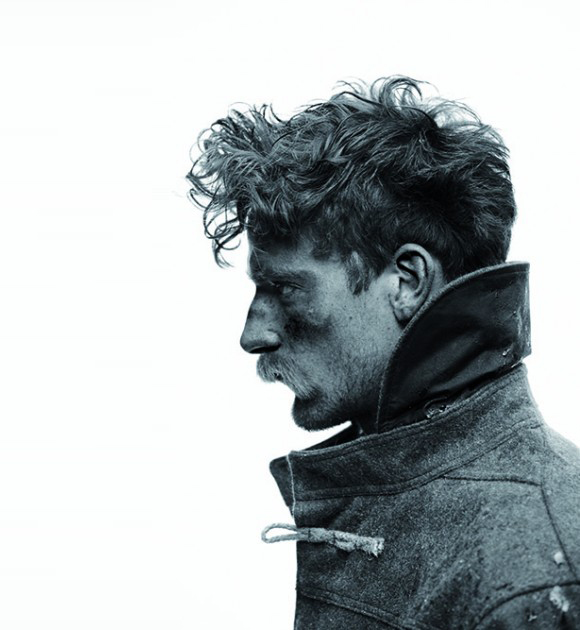 Nigel Cabourn x Scott's Expedition seaman coat