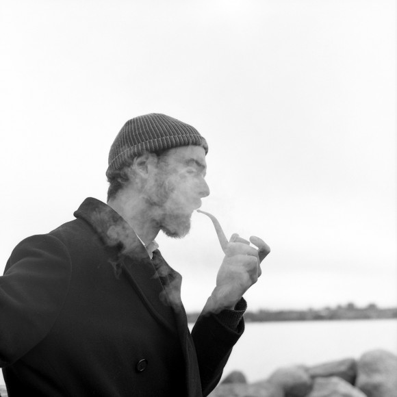 sailor Smoking a Pipe | SOLETOPIA