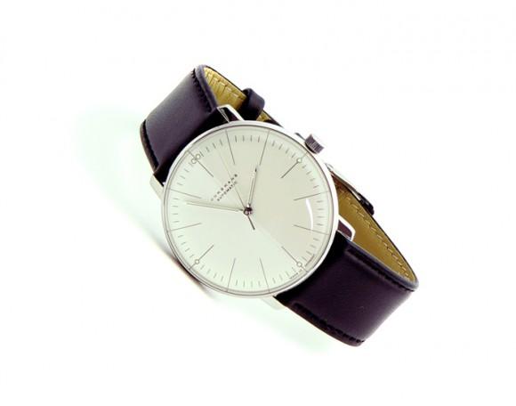 simple & clean watch by Junghans