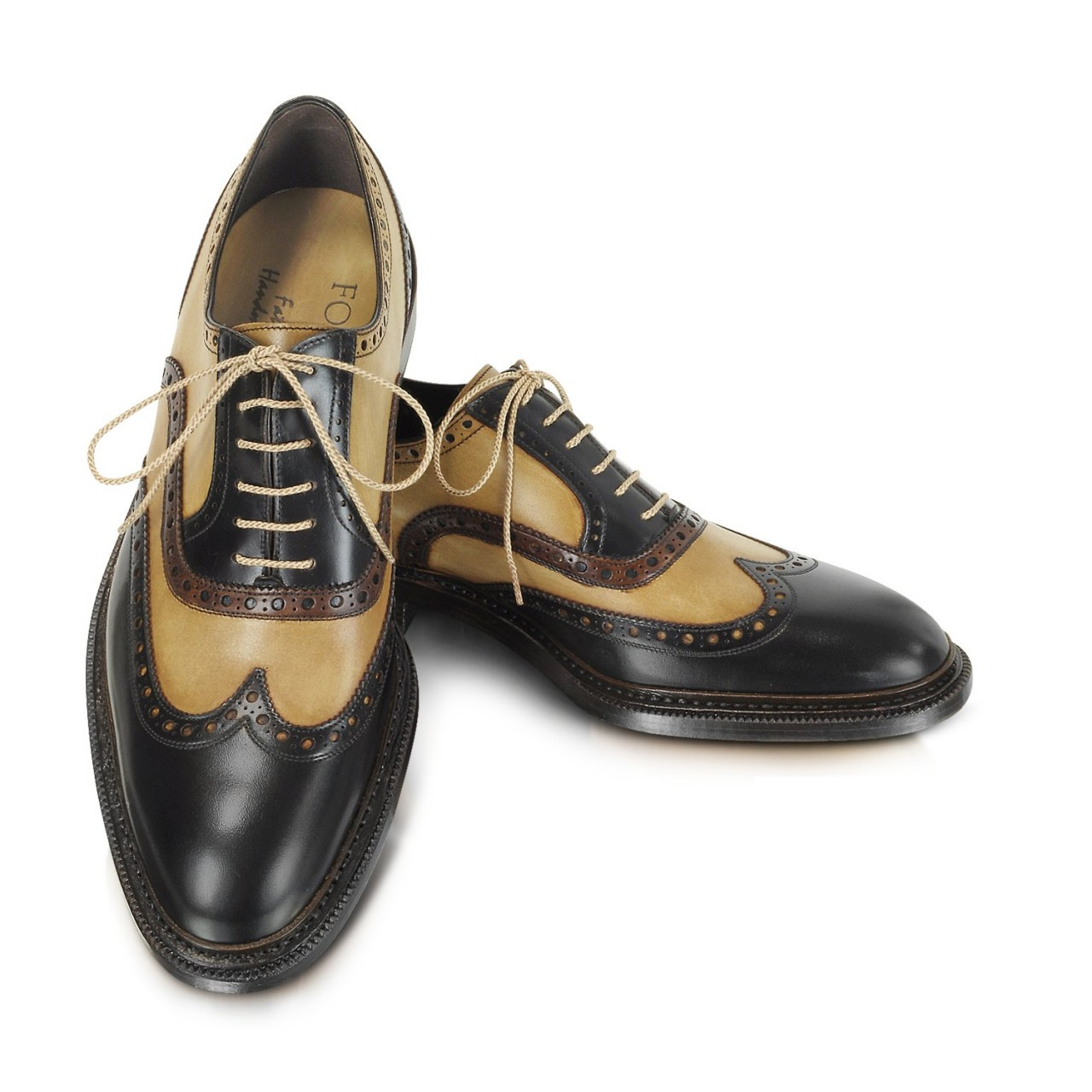 The Nucky Thompson shoes from Boardwalk Empire by Forzieri HD 1