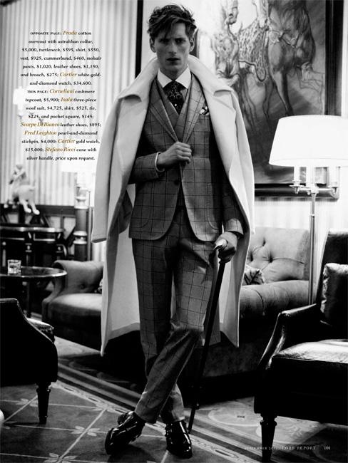 Three Piece suit SWAG Gentleman
