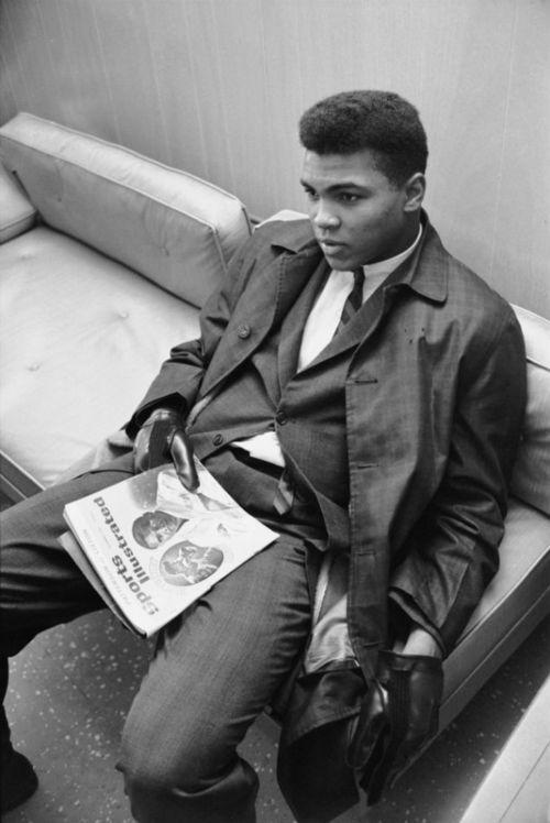 Vintage Muhammad Ali, the greatest - Gentleman Attire