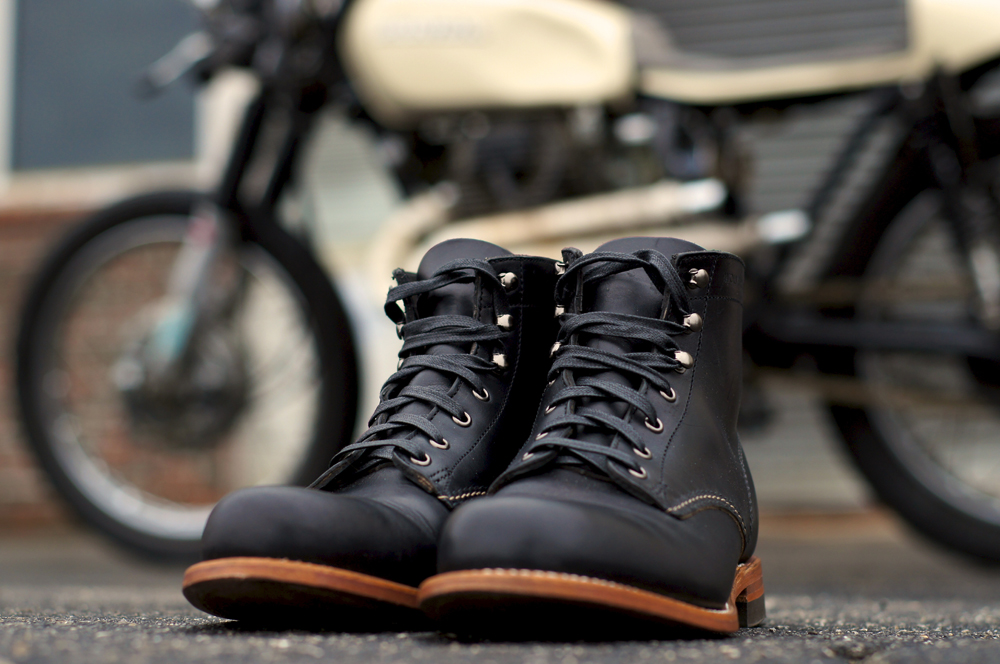 36d1512d0b9 all black Wolverine 1000 Mile, forever in style | SOLETOPIA