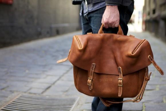 Yukente vintage english bag in peanut brown 2012 collection