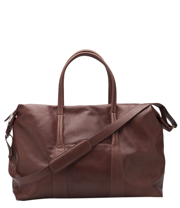 A reason to travel, Maison Martin Margiela travel bag for men