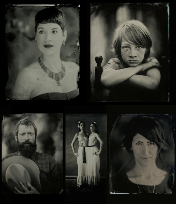 American Tintype photography, long exposure photography by Harry Taylor