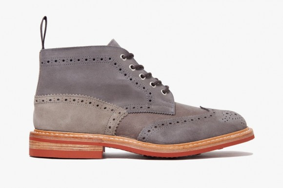 gray-suede-brick-wood-sole-perforated-wingtips-cash-ca-x-trickers-2012-fall-winter-derby-boots