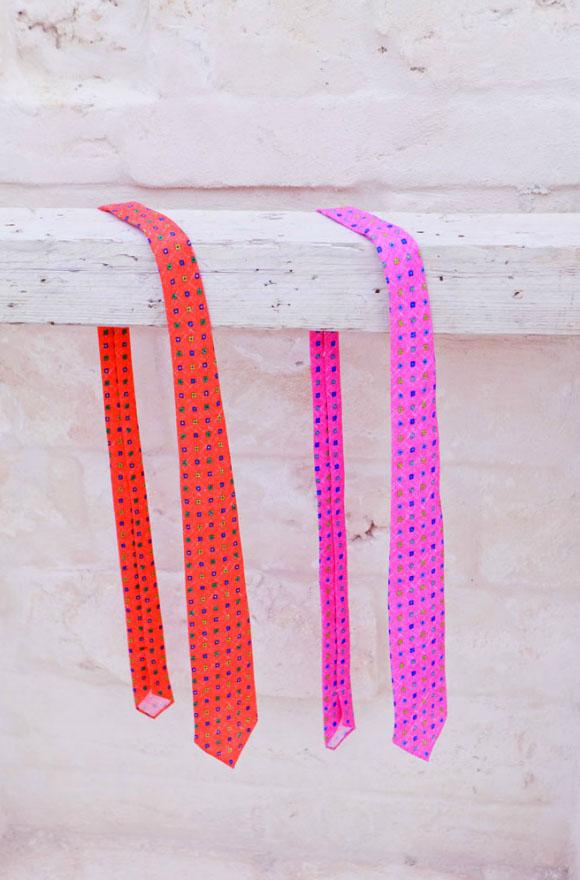orange-tie-pink-tie-mini-squares-kiton-menswear-made-in-italy
