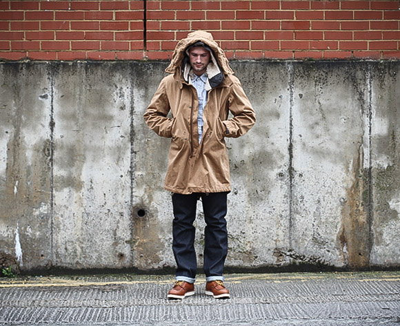 Ten C, The Emperor's New Clothing (outerwear)