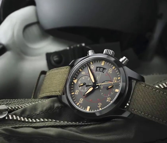 IWC's Guide 5 Ways to Extend Your Watch's Life