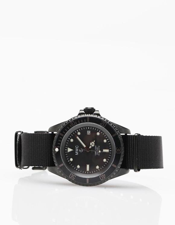 Military Watch Company 21 Jewel PVD Auto Submariner, cheap Rolex alternative