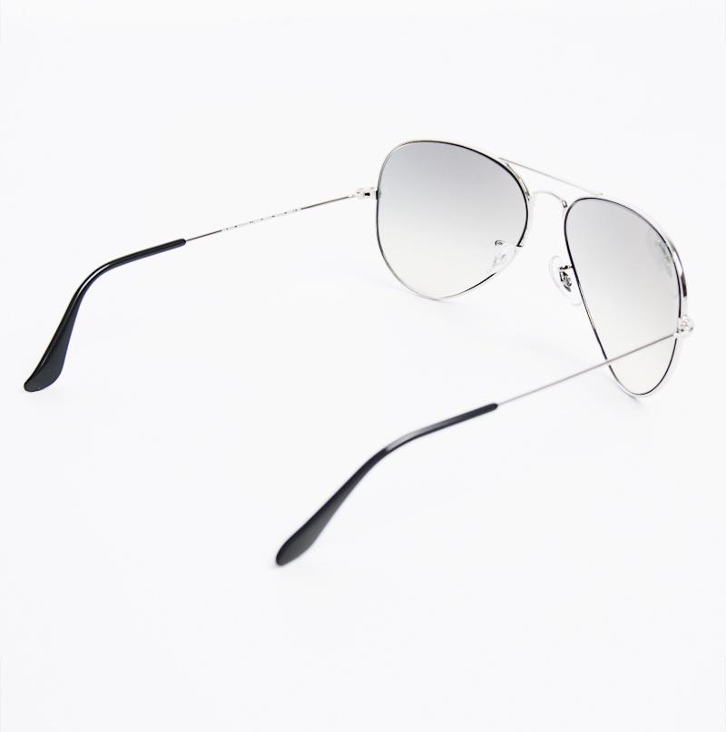 Ray Ban Aviator Thin Metal Sunglasses