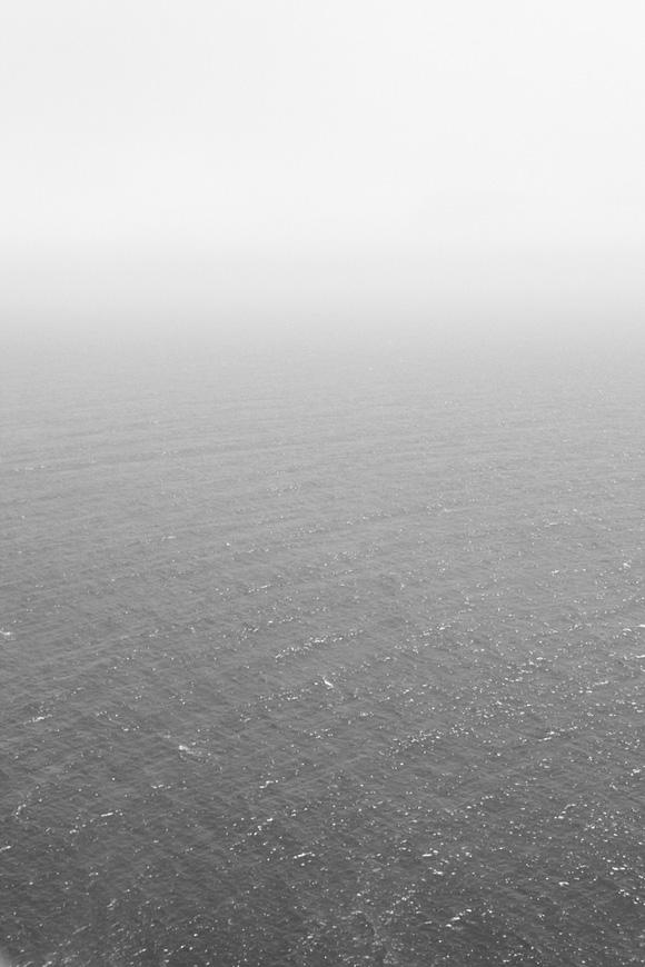 Minimalistic sea