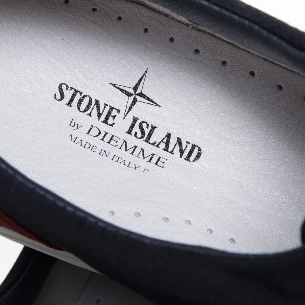 Stone Island x Diemme Raso Canvas Shoe Luxury Vans Authentic