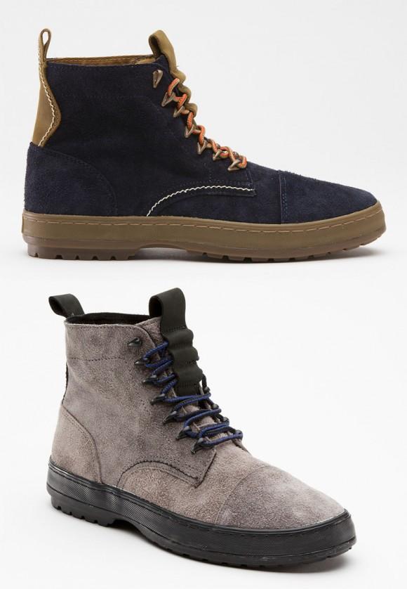 Vans California Suede Oxford Toe Cap CA boots  eff543696b8