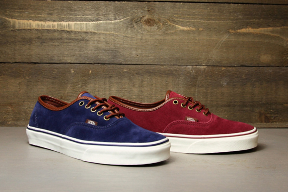 Vans Authentic Suede, World's First Skate Shoe