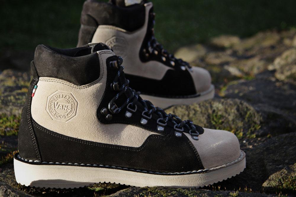 6f948b58b1 two toned hiking boots · Diemme x Vans ...