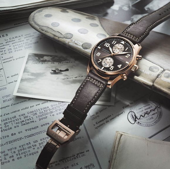 Antoine de Saint Exupéry Edition 100th Anniversary Watch
