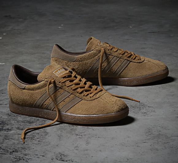 adidas Originals x mita sneakers Tobacco 2013