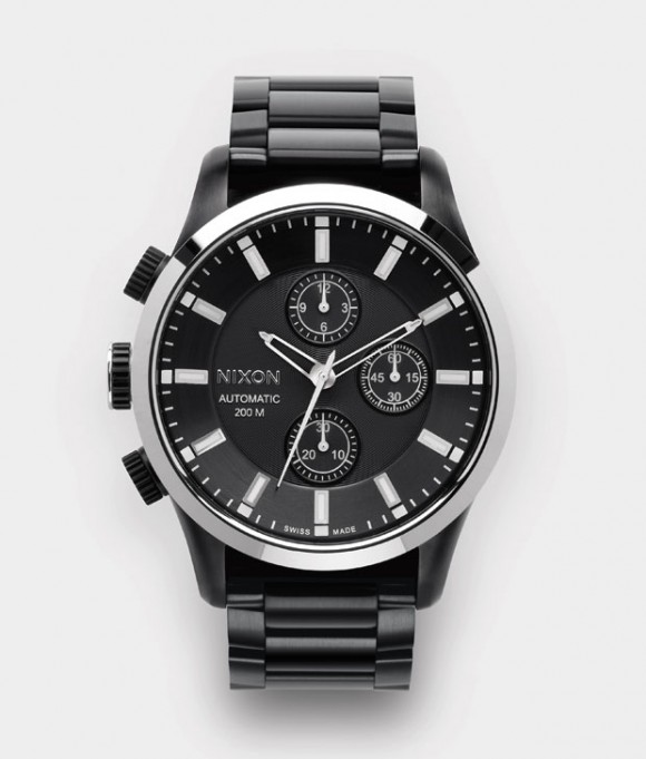 Automatic Chrono LTD. Nixon Fall/Winter 2013