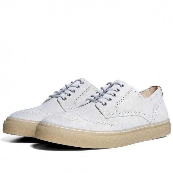 Fred Perry Davies Brogue sneakers affordable designer shoes