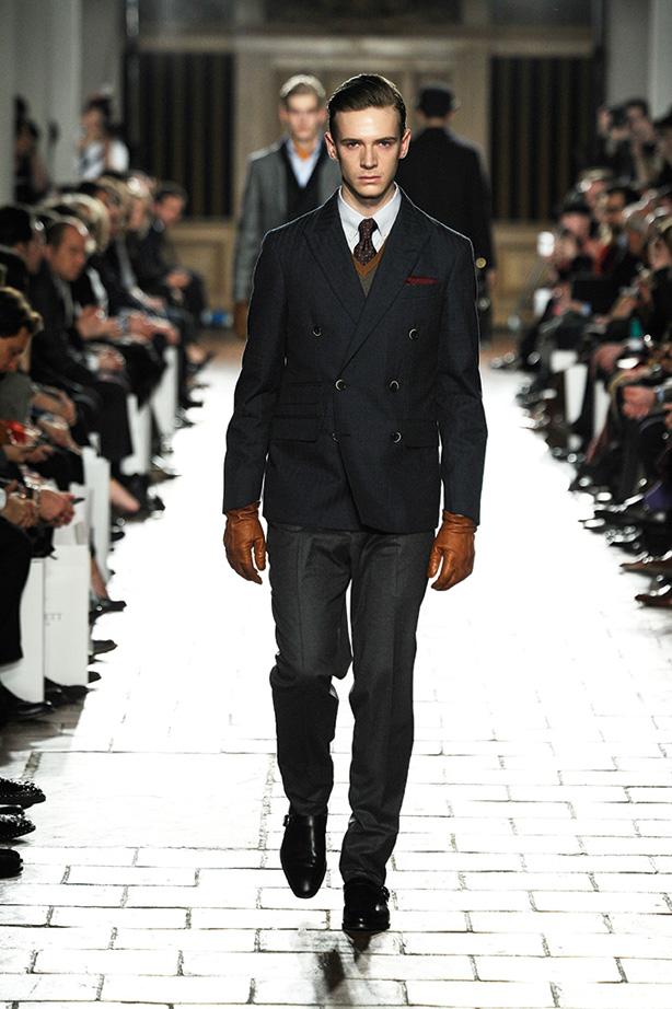 166be424600de Hackett London Fashion Week spring summer 2013 menswear