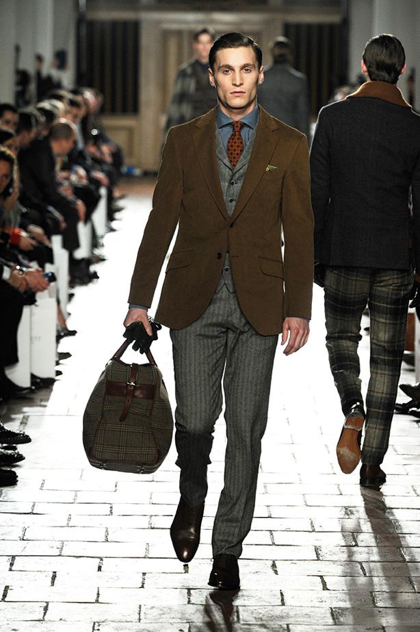 london fashion week hackett fw13 menswear soletopia