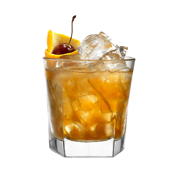 Old Fashioned Drink Recipe With Maple Syrup