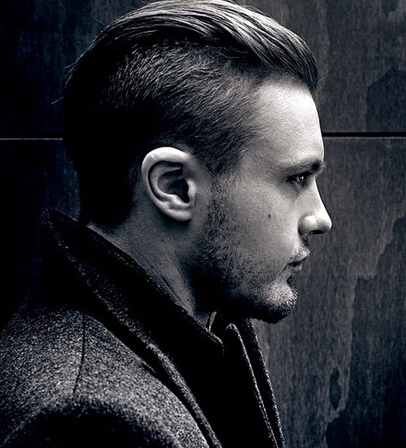 Michael Pitt/Jimmy Darmody Undercut Haircut for Men