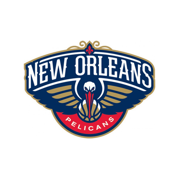 New Orleans Pelicans NBA logo new