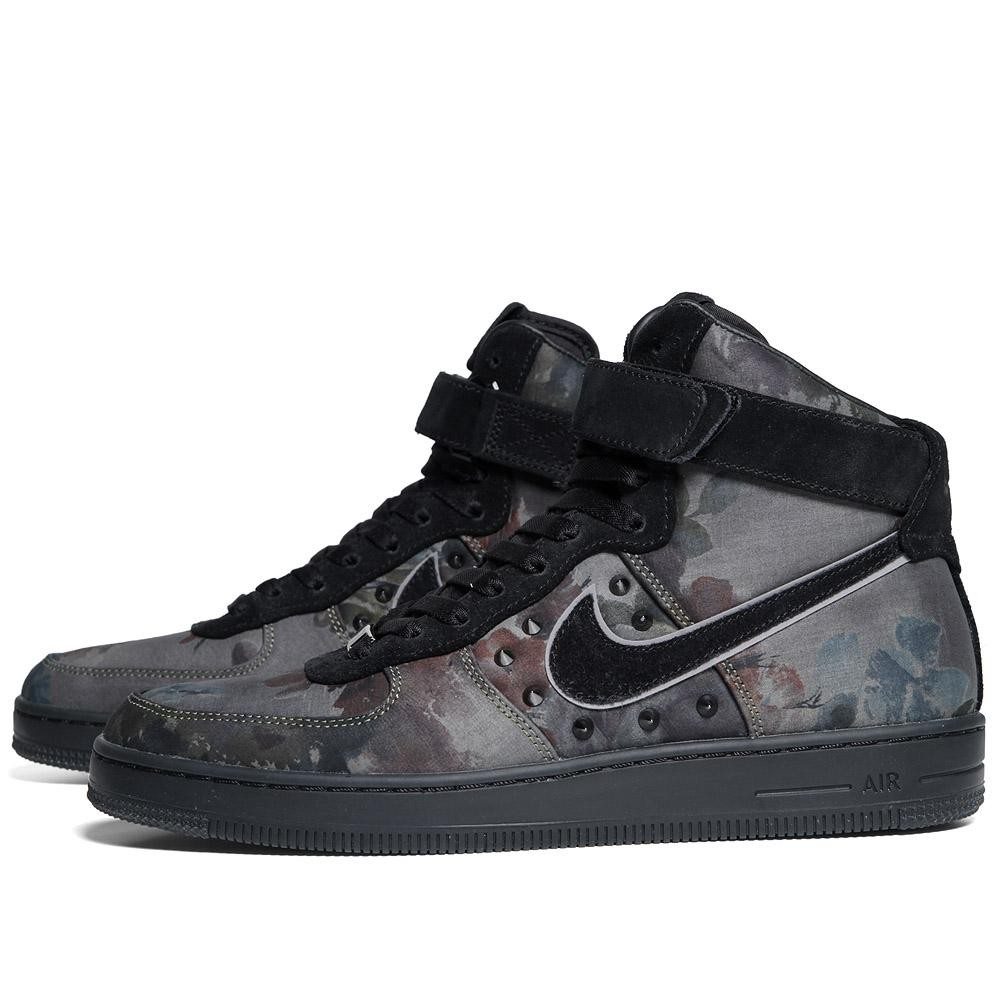 nike air force 1 x liberty downtown nrg floral studded. Black Bedroom Furniture Sets. Home Design Ideas