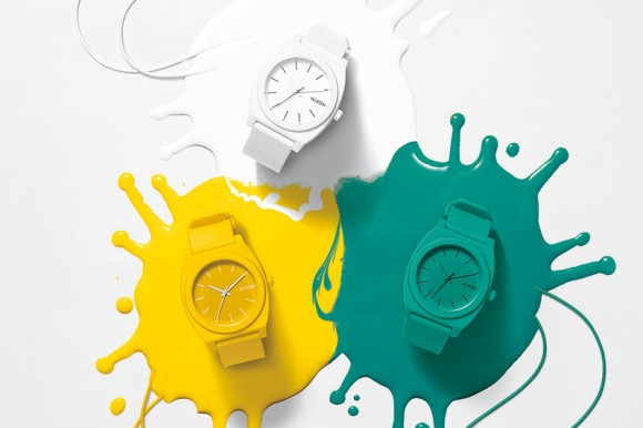Nixon Plastic Time Teller P Collection 2013