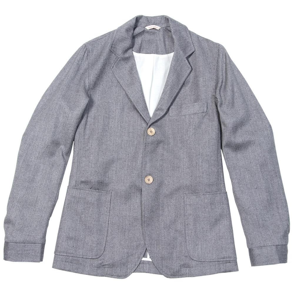Olive Spencer Oxford Jacket in Bridlington Grey