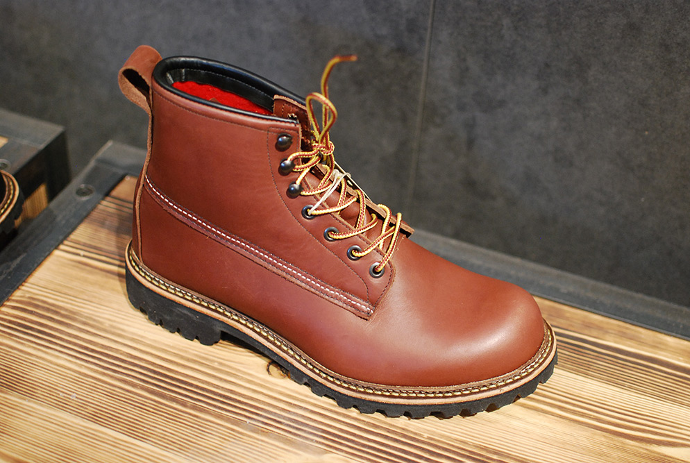 Red Wing Shows Off Its FW13 Boots & Shoes Collection