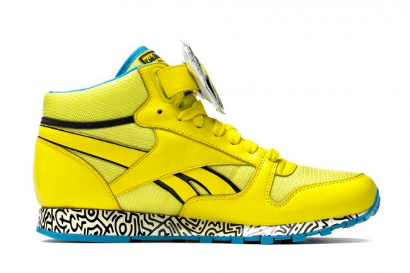 Reebok x Keith Haring Foundation Collection Sneakers 2013 1