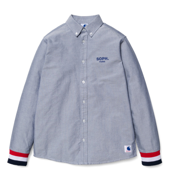 SOPHNET. x Carhartt WIP 2013 Capsule Collection Shirt