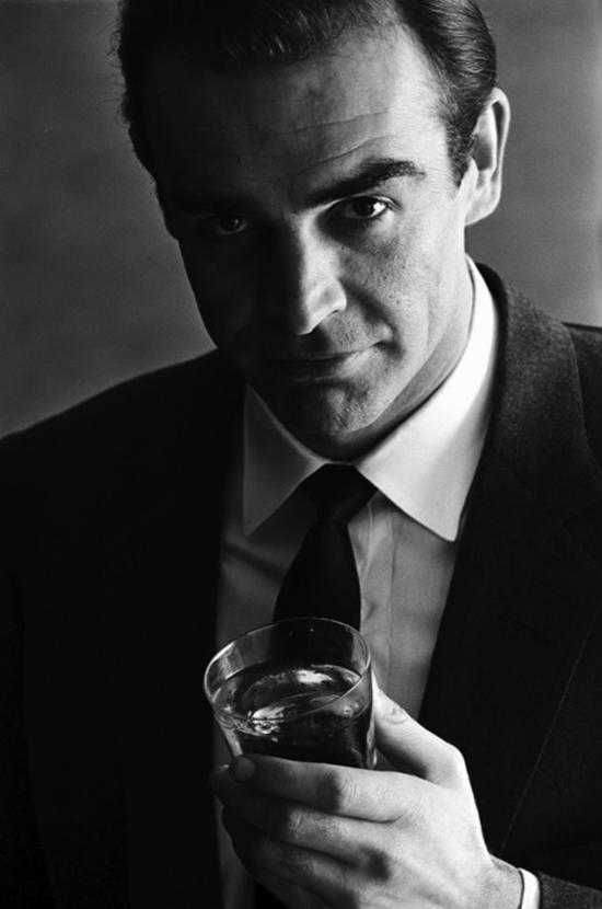 The Original James Bond drank Bourbon and Branch water