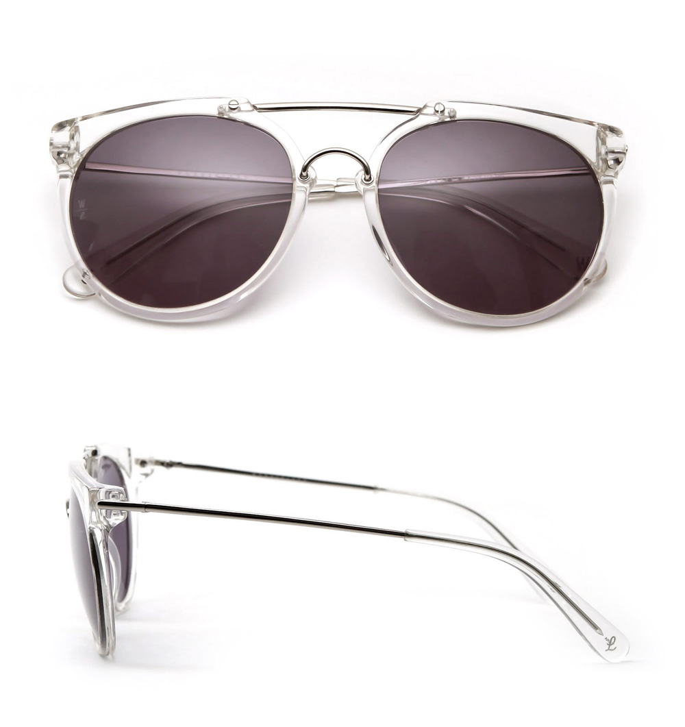 cleargrey stateline sunglasses