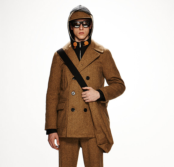 Woolrich Woolen Mills Mark McNairy Fall 2013 Collection