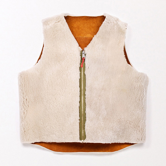 Sheepskin shearling vest that s guaranteed to outlive you soletopia