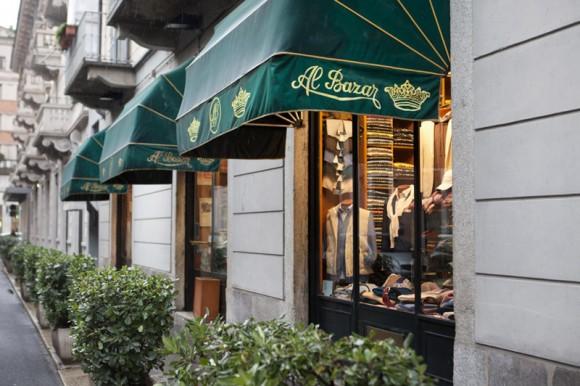 Al Bazar Milan Menswear Lino Ieluzzi
